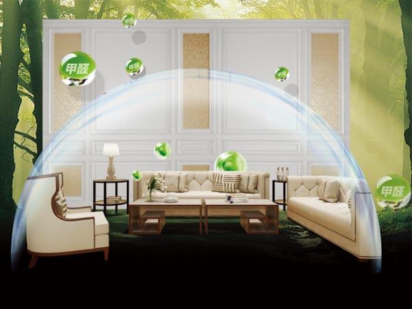 环保性对比 实木木饰面: 成品木饰面都是在工厂提前加工好的,不用现场喷漆,不影响室内的环境;但部分用密度板、 多层板为基材生产的表面贴木皮品牌,存在甲醛超标等现象。 安装后,有油漆味,需保持1-2个月的室内通风,方可入住。 科居墙顶: 产品无醛、无味,通过欧美SGS和 EN71检测,达欧美出口标准,安全环保,安装后,即可 入住!